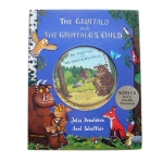 พร้อมส่ง The Gruffalo And The Gruffalo's Child + CD Set