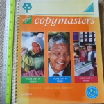 COPYMASTERS (Oxford Reading Tree fact Finders - Units A-C and More A-C)