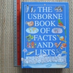 The Usborne Book of Facts and Lists (Omnibus Edition)