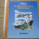 (Disney) The Wonderful World of Knowledge: TRANSPORT