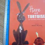 Hare and Tortoise (the Favourite Aesop's Fable)