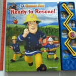 Fireman SAM: Ready to Rescue! (Sound Book)