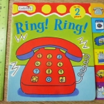Ring! Ring! (Board Book)