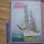 Book of SHIPS (New English Library Gift Book)