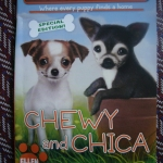 Chewy and Chica (The Puppy Place Special Edition)