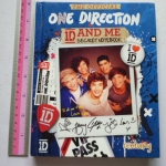 The Official One Direction: 1D And Me Secret Book