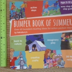 Bumper Book of Summer (Age 3-12 with CD)