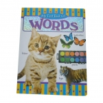 My First Book of Words (Board Book)
