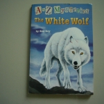 The Withe Wolf(A to Z Mysteries: W)