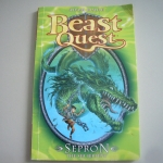 Beast Quest 2: SEPRON the Sea Serpent