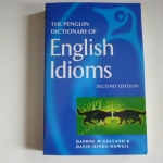 The Penguin Dictionary of English Idioms (Second Edition)