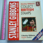 Stanley Gibbons Collect BRITISH Stamps (2006)