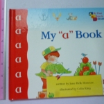 """My """"a"""" Book (My First Steps To Reading)"""