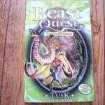 Beast Quest 17: TUSK the Mighty Mammoth