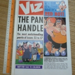VIZ The Pan Handle (The Most Outstanding parts of Issues 53-57)