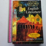 The Short Oxford History of English Literature (Revised Edition)