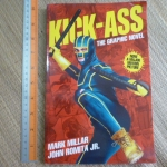 KICK-ASS The Graphic Novel (Now a Major Motion Picture)