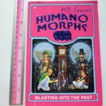 Humano Morphs 5: Blasting Into The Past