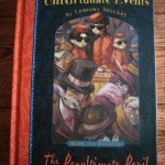 The Penultimate Peril (A Series of Unfortunate Events Book the Twelfth)
