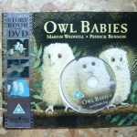 Owl Babies (Book and DVD)