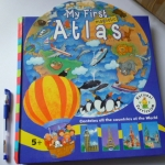 My First Magnetic Atlas (National Curriculum)