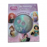 Disney princess: My Favourite Princess Tales (5 Storybooks Plus CD)