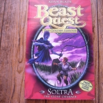 Beast Quest 9: SOLTRA the Stone Charmer