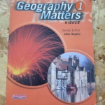 Geography Matters 1: HIGHER