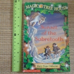 Magic Tree House 7: Sunset of the Sabretooth