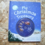 My Christmas Treasury (Book and CD)