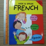 Hide & Speak: FRENCH