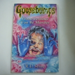 Goosebumps 12: Piano Lessons Can Be Murder
