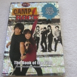 Camp Rock: The Book of the Film