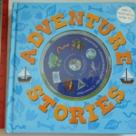 Adventure Stories (Book and CD)
