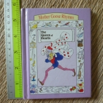 Mother Goose Rhymes: The Queen of Hearts (Mini Book)