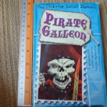 Pirate Galleon (the Charlie small Journal)