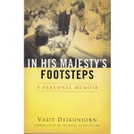 In His Majesty's Footsteps: A Personal Memoir (Brand New Book)