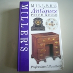Miller's Antiques Price Guide: Professional Handbook (Volume XX)