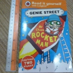 Genie Street: Mr.Chan Rocket Man (Contains Two stories/ Read It Yourself With Ladybird)