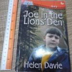 Joe in the Lions' Den