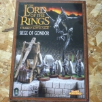 The Lord of The Rings: Siege of Gondor Strategy Battle Game (Game Handbook)
