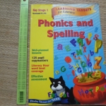 Phonics And Spelling (Key Stage 1 Scotland P1-P3)