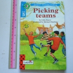 Picking Teams (Read With Ladybird Book 5/ Level 3-Practise Reading)
