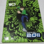 Ben 10 Alien Force Annual 2011
