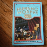 Humano Morphs 6: What Would You Do Without Jill?