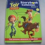 Toy Story Storybook Collection Book 3 (6 To Collect)