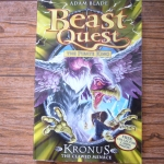 Beast Quest 47: KRONUS the Clawed Menace