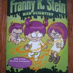 The Fran that Time Forgot (Franny K. Stein Mad Scientist 4)