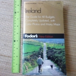 IRELAND (Fodor's 33RD New Edition): The Guide For All Budgets, Completely Updated, with Color Photos and Many Maps