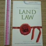 Land Law (The Comprehensive Guide to All the Facts)